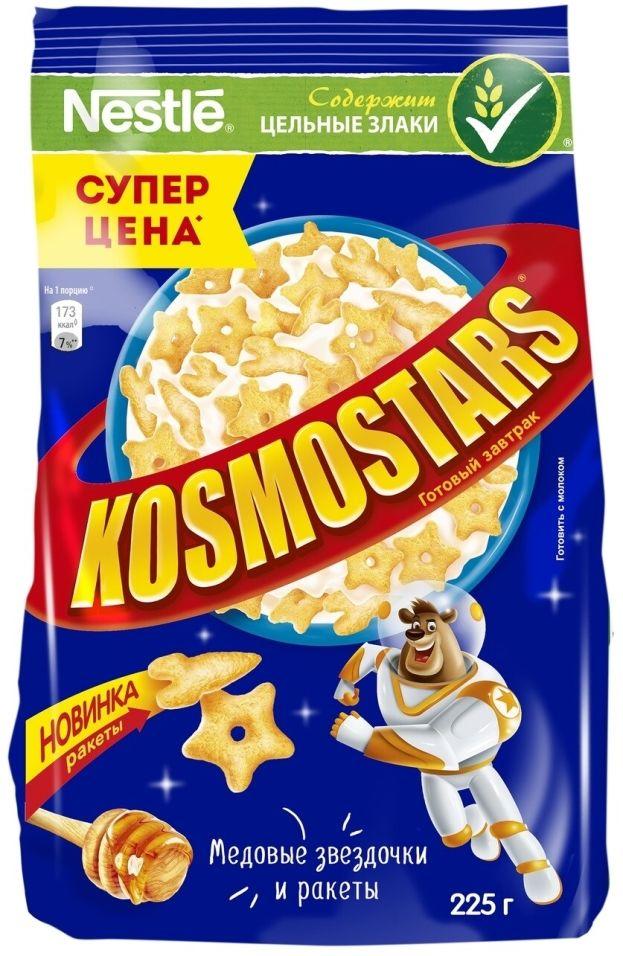 Готовый завтрак Kosmostars Медовый 225г