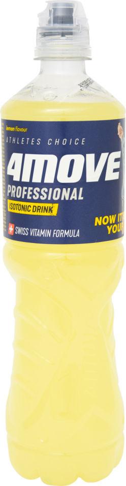 Напиток витаминизированный 4Move Lemon со вкусом лимона 750мл
