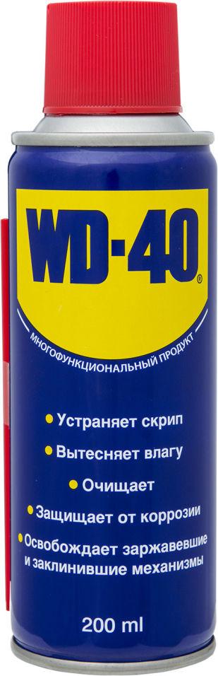 Средство WD-40 для применений в быту 200мл