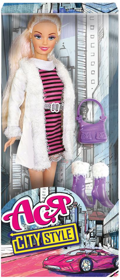 Кукла ToysLab Ася Стиль большого города 2