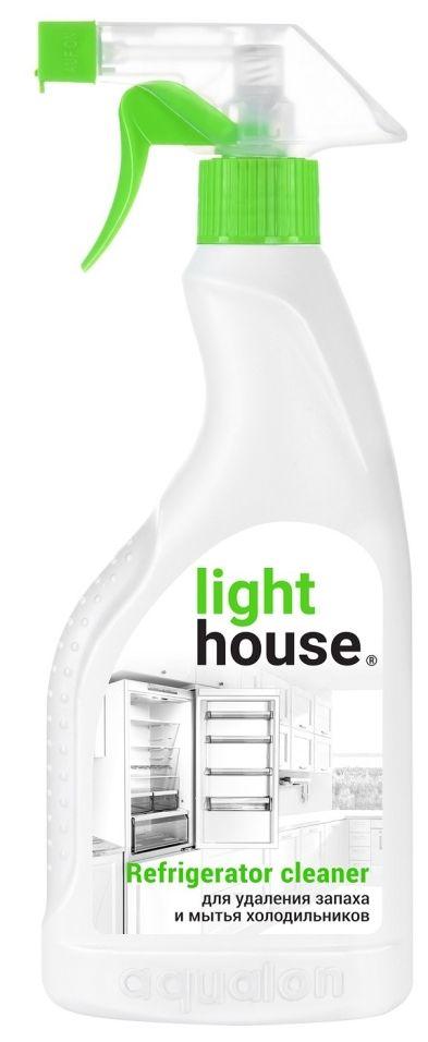 Средство чистящее LightHouse для холодильников и удаления запаха 500мл