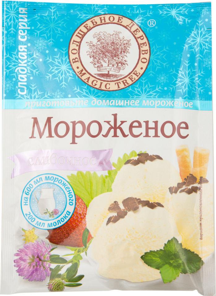 Сухая смесь Волшебное дерево Мороженое Сливочное 70г