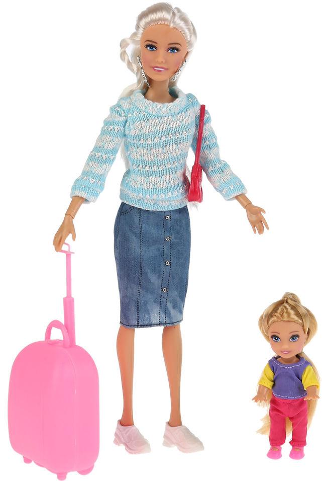 Кукла Shantou City София с дочкой