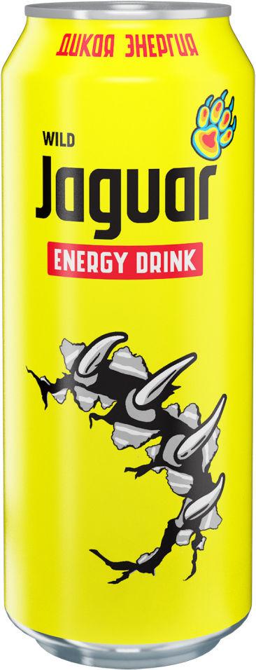Напиток Jaguar Wild энергетический 500мл