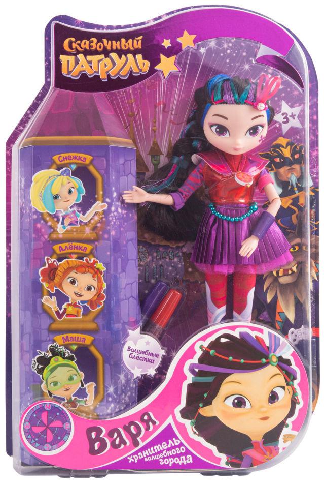 Кукла Сказочный патруль Magic Варя