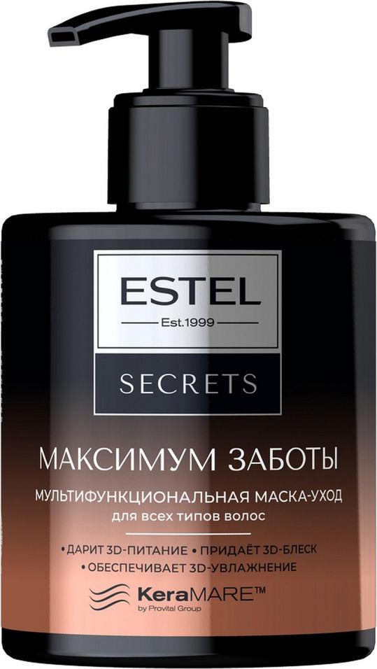 Маска-уходдля волос Estel Secrets Максимум заботы 275мл
