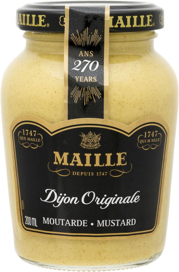 Горчица Maille Dijon Originale Дижонская 200мл