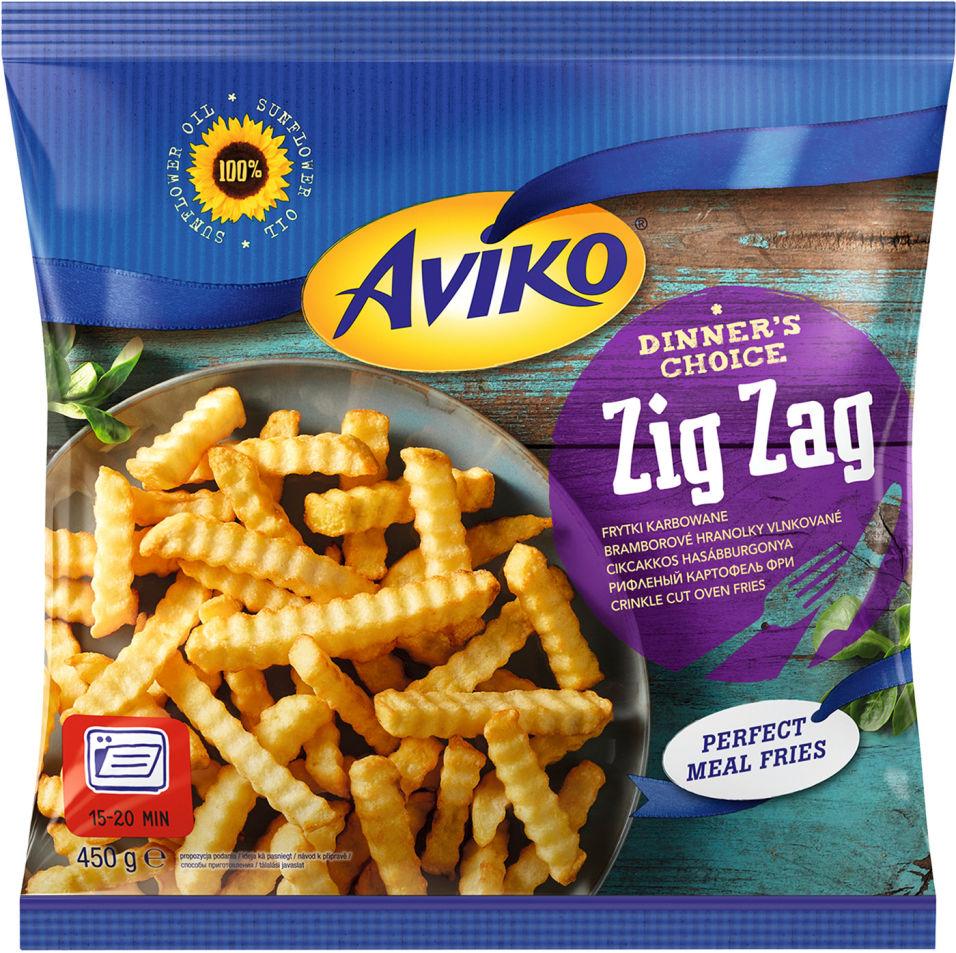 Картошка фри Aviko Для духовой печи 450г