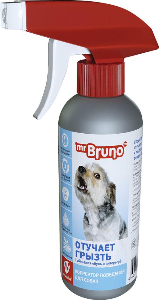 Корректор поведения Mr. Bruno Отучает грызть для собак 200мл