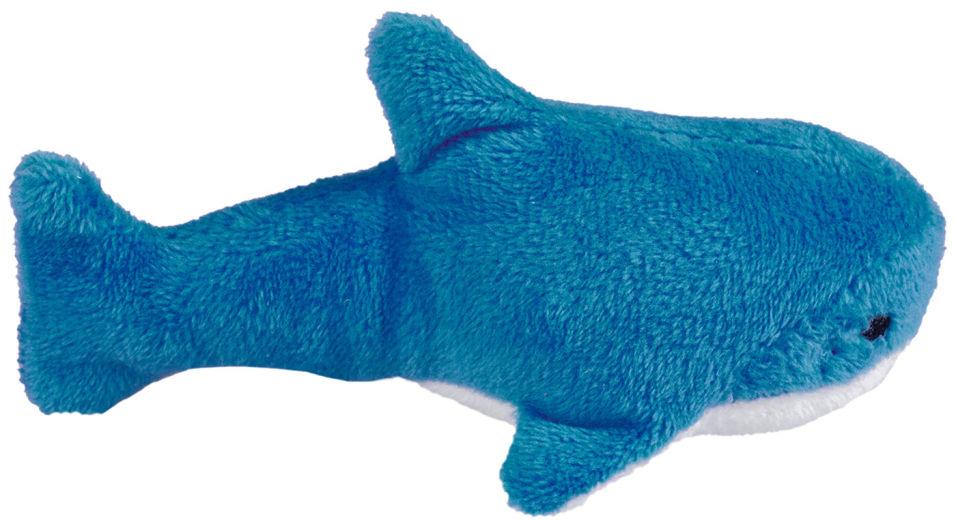Игрушка для животных Fancy Pets Акула с погремушкой 10см