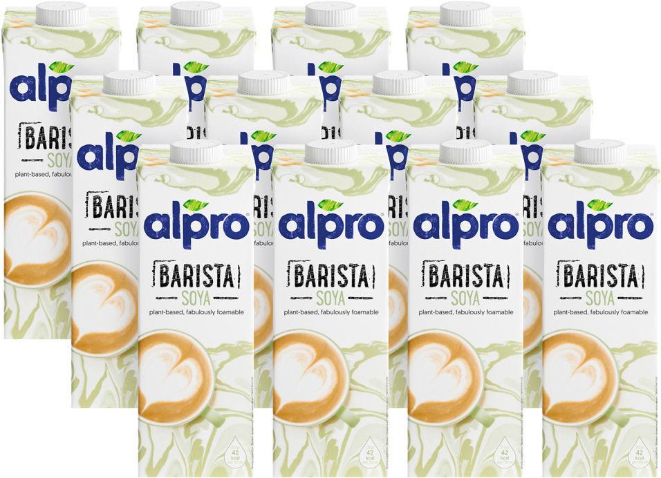 Напиток Alpro Professionals из сои обогащенный кальцием и витаминами 1л (упаковка 12 шт.)