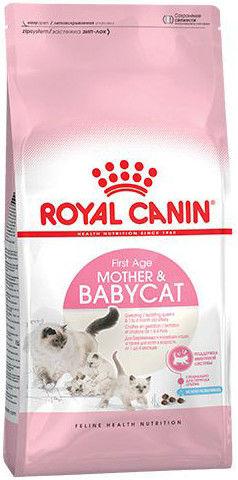 Сухой корм для котят Royal Canin Mother&Babycat 34 Птица 400г