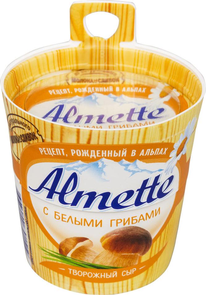 Отзывы о Сыре творожном Almette с белыми грибами 60% 150г