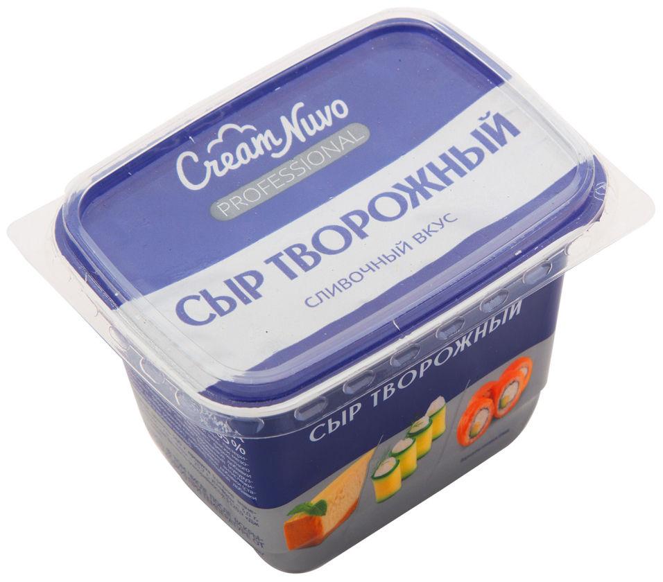 Отзывы о Сыре творожном Cream Nuvo сливочном вкус 65% 380г