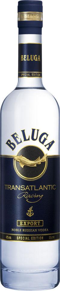Водка Beluga Transatlantic Racing 40% 0.5л