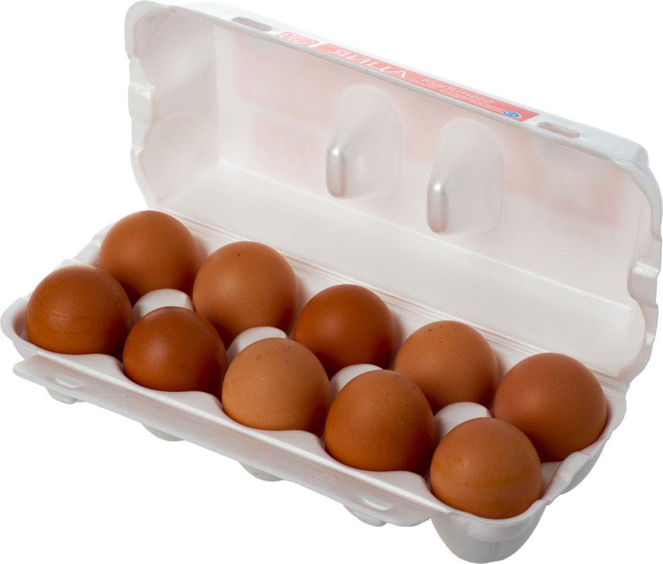 Отзывы о Яйца ПРОСТО С1 10шт