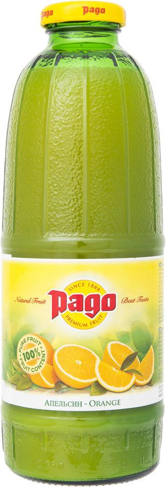 Сок Pago Апельсин 750мл