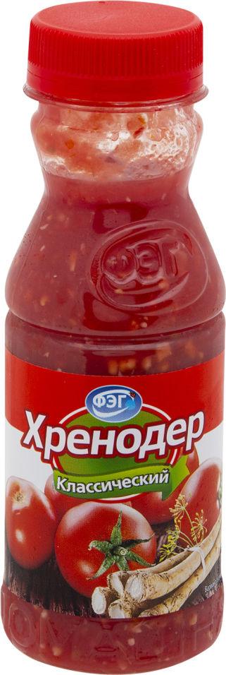 Хренодер ФЭГ Классический 240г - купить с доставкой в Vprok.ru Перекрёсток по цене 60.90 руб.