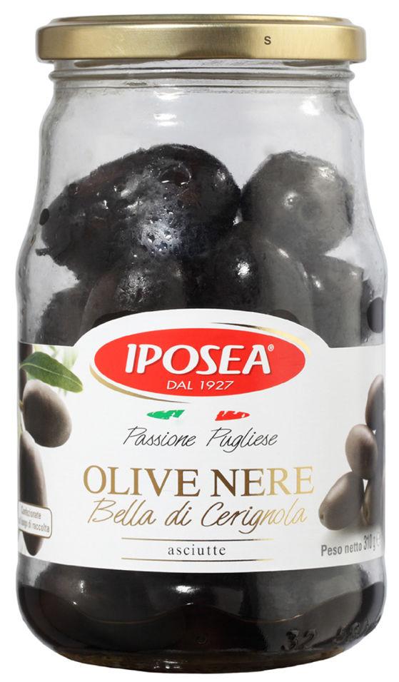 Маслины Iposea Bella di Cerignola с косточкой 310г