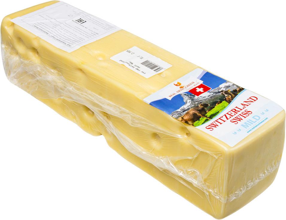 Отзывы о Сыр Real Swiss Cheese Switzerland Mild 48% 0.1-0.3кг