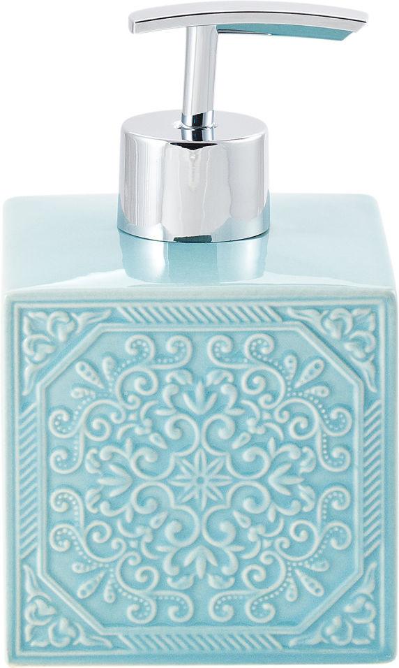 Дозатор для жидкого мыла Swensa Tiffany голубой