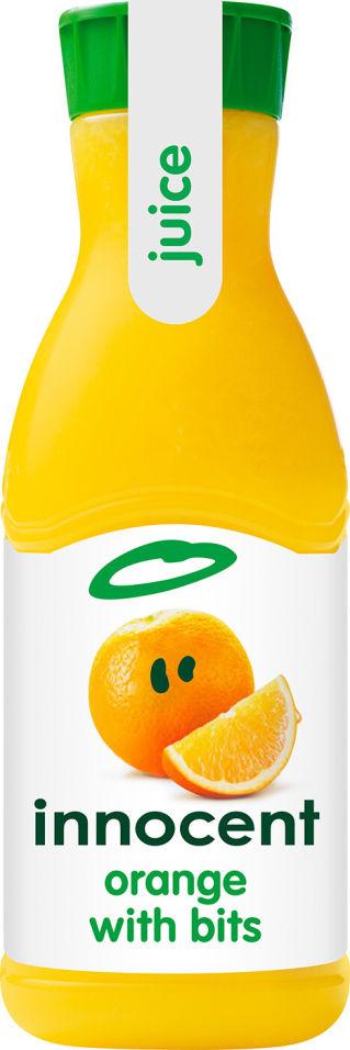 Сок innocent Апельсиновый с мякотью прямого отжима 900мл