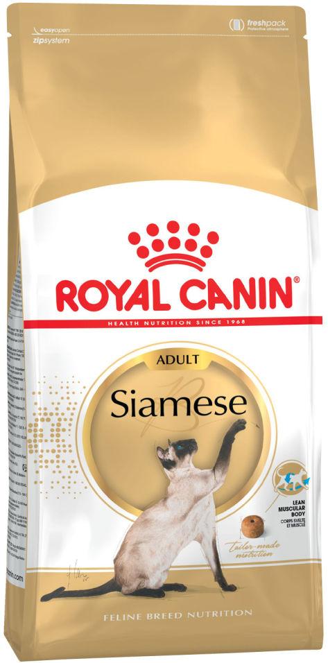 Сухой корм для кошек Royal Canin Siamese Adult 2кг
