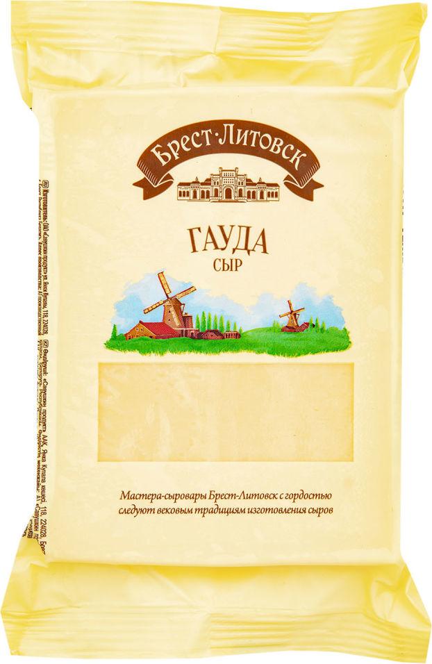 Отзывы о Сыр Брест-Литовск Гауда 48% 200г