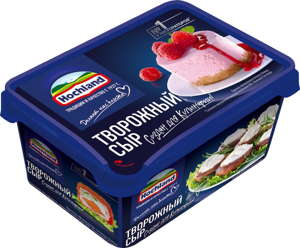 Отзывы о Сыре творожном Hochland 65% 400г