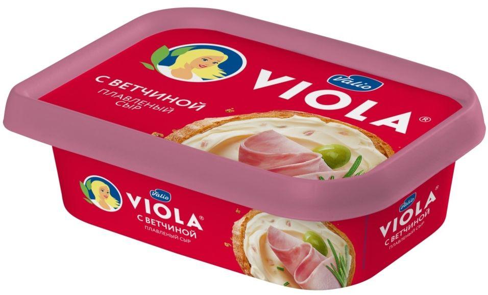 Отзывы о Сыре плавленом Viola с ветчиной 50% 200г