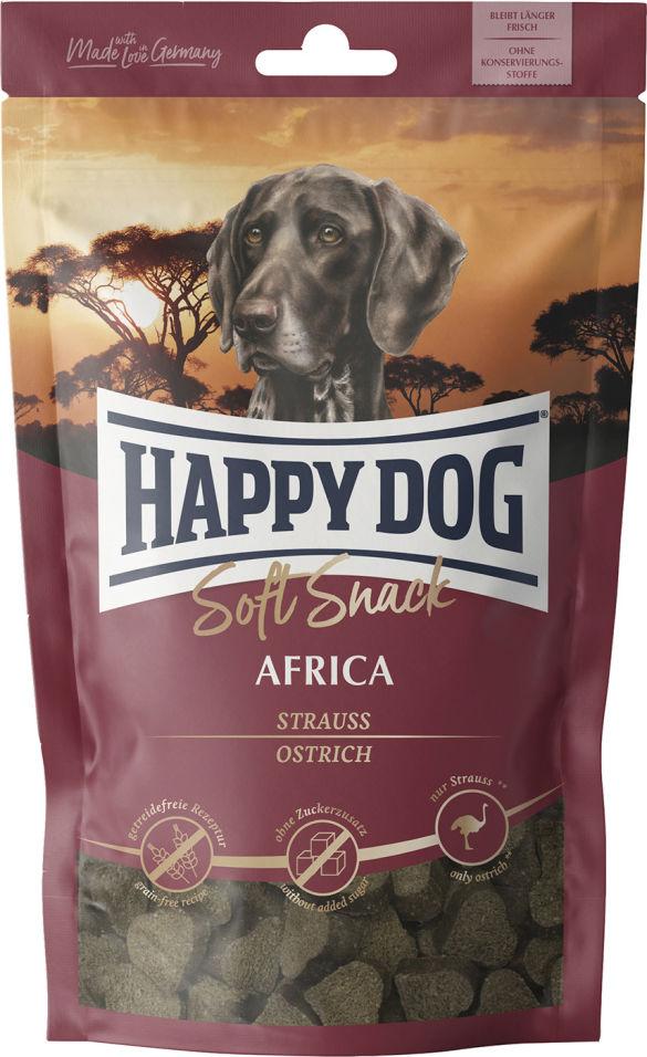 Лакомство для собак Happy Dog Африка 100г