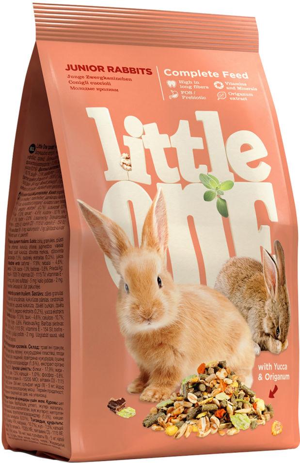 Отзывы о Корме для грызунов Little One для молодых кроликов 900г