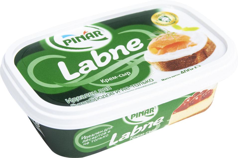 Отзывы о Креме-сыре Pinar Labne мягком 60% 400г
