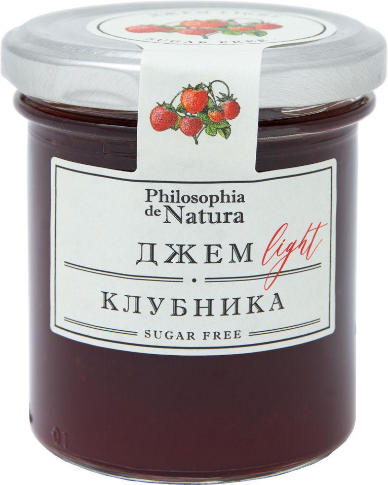 Джем Philosophia De Natura Клубника 180г