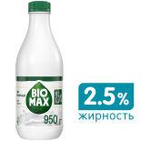 Продукт кефирный BioMax 2.5% 950мл