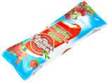 Мороженое Чистая Линия Пломбир ванильный в клубничной глазури 70г