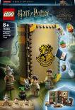 Конструктор LEGO Harry Potter 76384 Учеба в Хогвартсе: Урок травологии