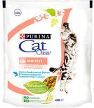 Сухой корм для кошек Cat Chow Sensitive 400г