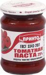 Паста томатная Принто 25% 260г