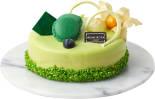 Торт Cream Royal Фисташка-Клубника 550г