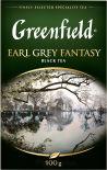 Чай черный Greenfield Earl Grey Fantasy 100г