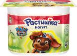 Йогурт Растишка Яблоко-Груша 3% 4шт*110г