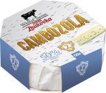 Сыр White Cheese from Zhukovka Камбоцола с голубой плесенью 50% 125г