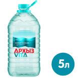 Вода Архыз Vita минеральная столовая негазированная 5л