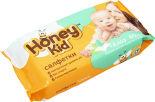 Салфетки влажные Honey Kid детские с алоэ 60шт