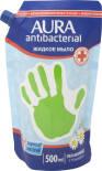 Мыло жидкое Aura антибактериальное увлажняющее с ромашкой 500мл