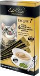 Лакомство для кошек Edel Cat крем-суп Птица печень 90г