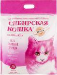 Наполнитель для кошачьего туалета Сибирская кошка Элита для привередливых кошек 16л