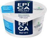 Йогурт Epica Натуральный 6% 130г