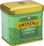 Чай зеленый Twinings Gunpowder 100г